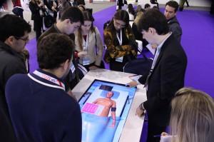 Paciente virtual: tecnologia foi apresentada pela primeira vez no País